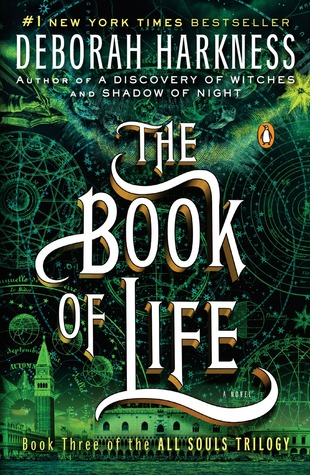 Shadow of night book summary