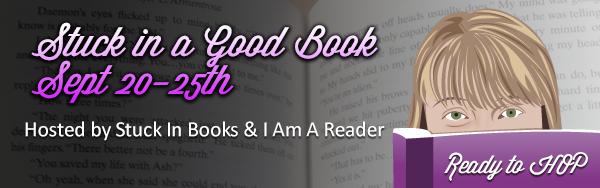 stuck in a good book