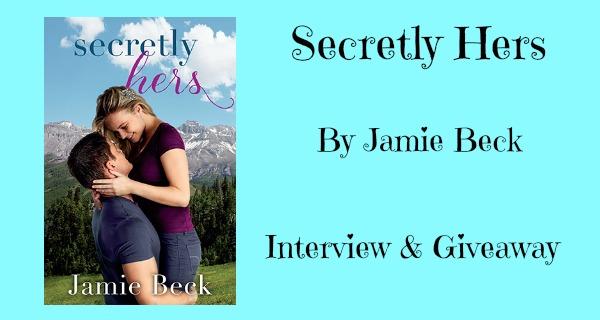 3 Digital Copies of SECRETLY HERS by Jamie Beck
