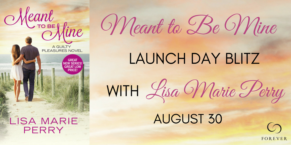 Ten (10) mass market copies of MEANT TO BE MINE by Lisa Marie Perry