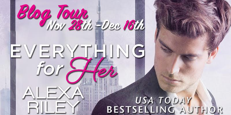 $75 Amazon Gift Card, eBook of EVERYTHING FOR HER, and a signed EVERYTHING FOR HER poster!