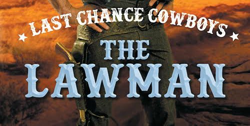 1 copy THE LAWMAN by Anna Schmidt - US Only