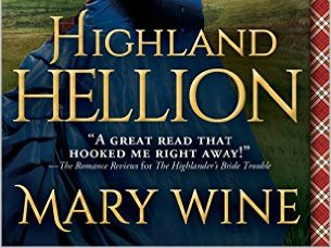2 copies of Highland Vixen by Mary Wine