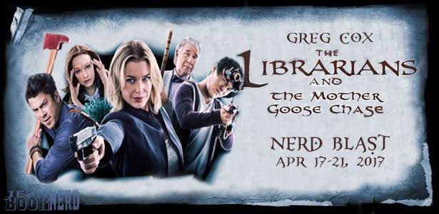 0 Winners will receive a The Librarians and the Mother Goose Chase