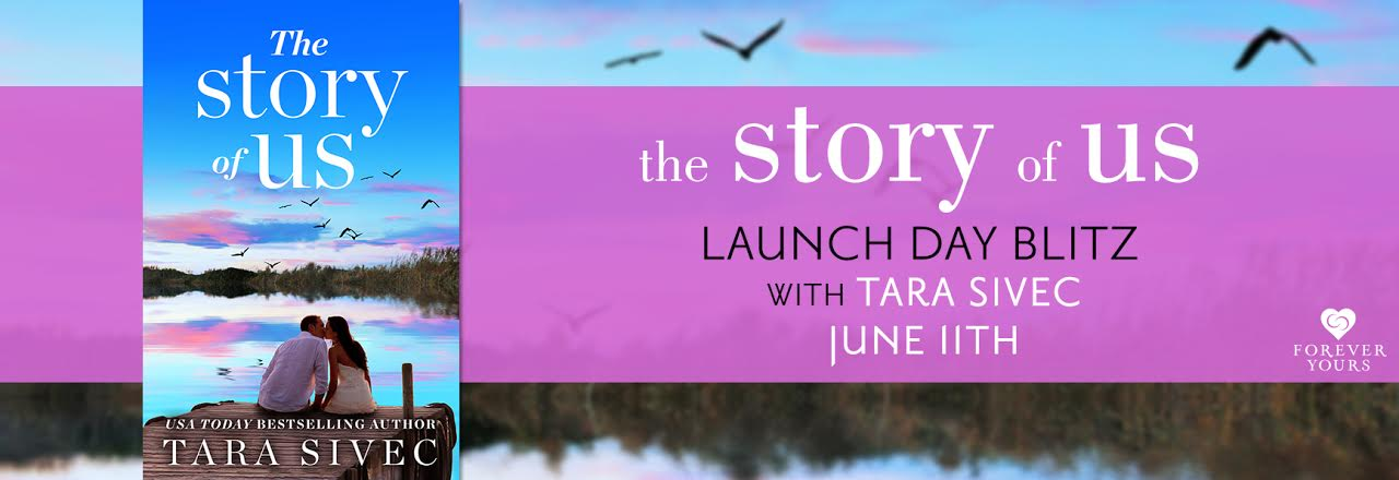 Enter to win 1 of 15 free ebook downloads of The Story of Us!
