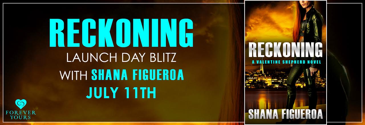 Win 1 of 15 FREE ebook downloads of RECKONING by Shana Figueroa.