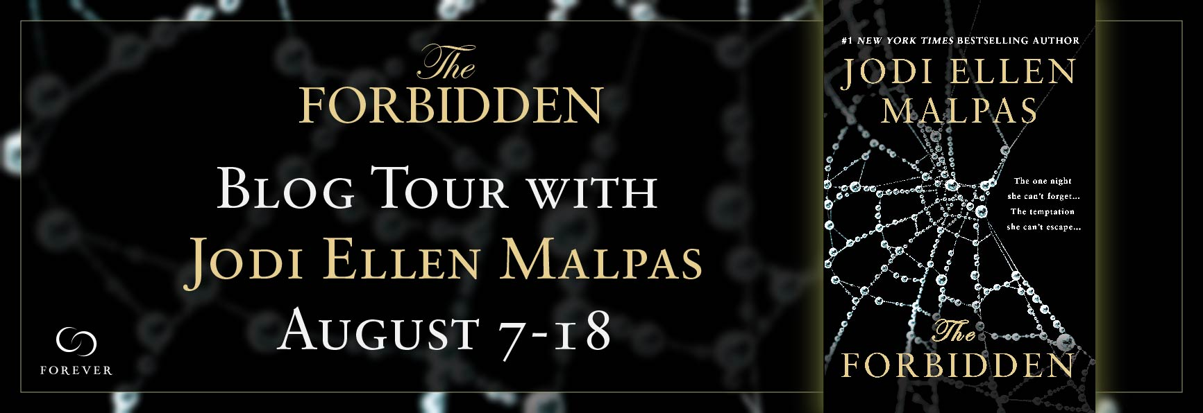 Enter to win 1 of 10 copies of The Forbidden!
