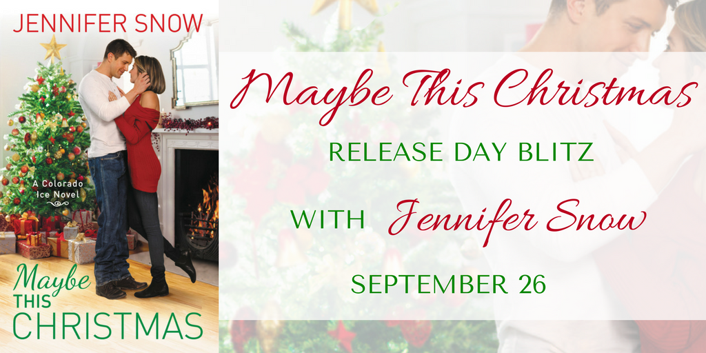 Win MAYBE THIS CHRISTMAS by Jennifer Snow!