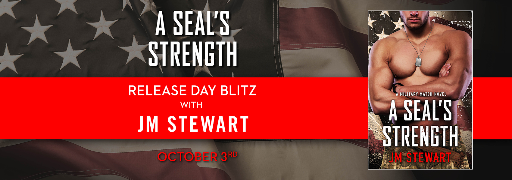 win 1 of 15 free ebook downloads of A SEAL'S STRENGTH!