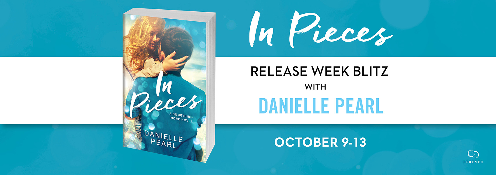 Win 1 out of 10 copies of IN PIECES (paperback)!
