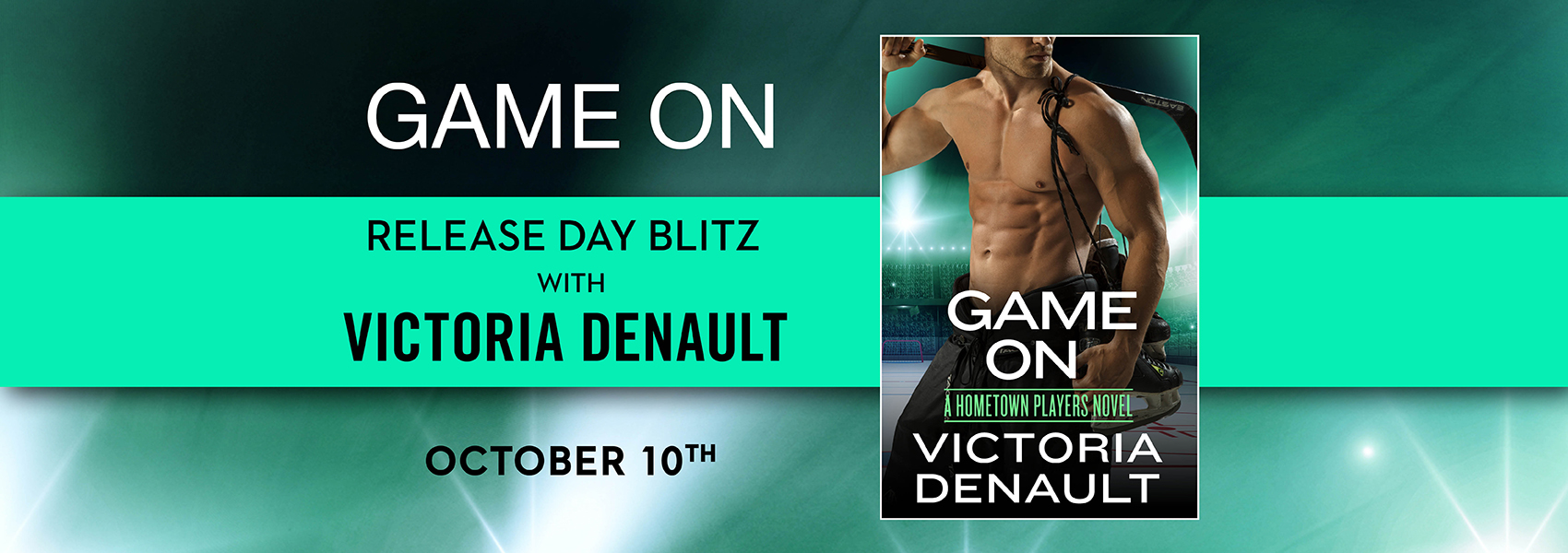Enter to win 1 of 15 free ebook downloads of Game On