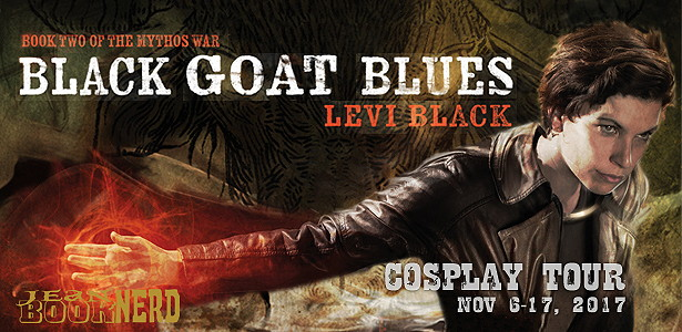 - 10 Winners will receive a Copy of Black Goat Blues by Levi Black