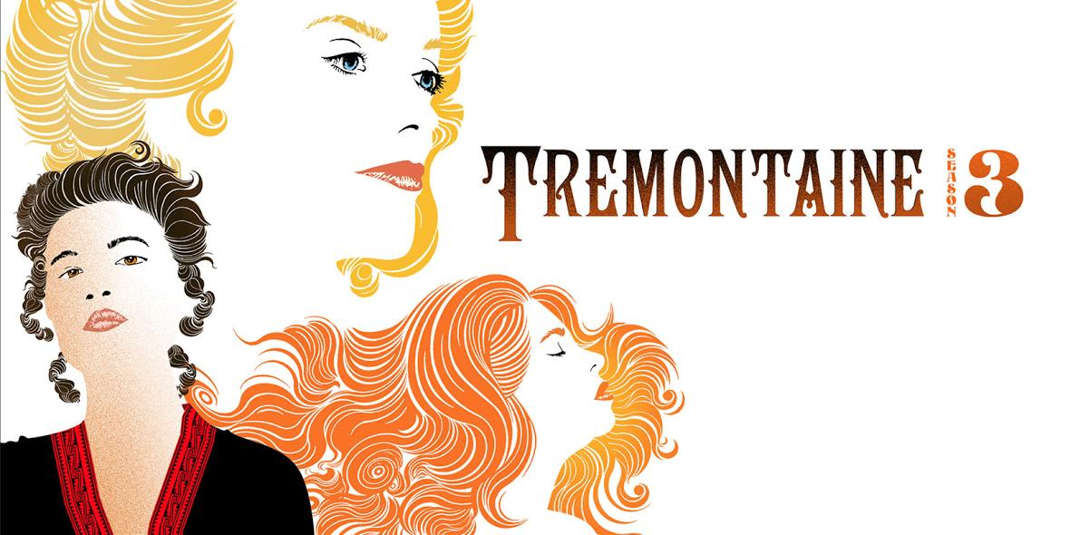 3 winners will receive season 1 of TREMONTAINE, International.